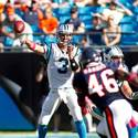 Matt Moore, Quaterback, Carolina Panthers