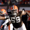 Titus Brown - Line Backer - Cleveland Browns