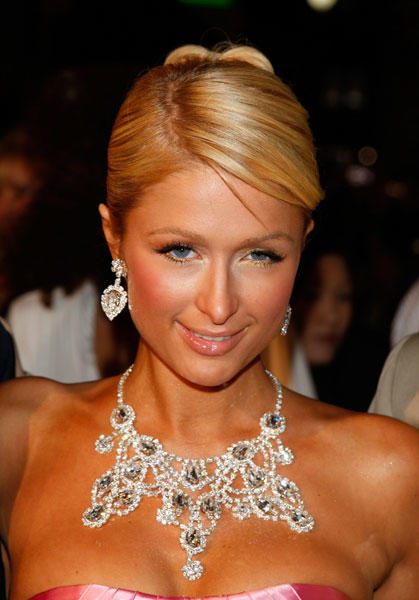 As socialite Paris Hilton was trying to forge a career in something or anything, she appeared in a controversial sex tape.  Did it help or hinder her quest for fame?  Maybe both.  You be the judge.