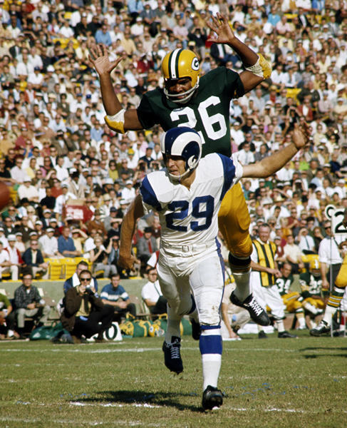 Herb Adderley (DB) Packers - First Year: 1961 - 12 seasons - Drafted: Round 1, Pick 12