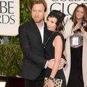 Ewan McGregor and Eva Mavrakis