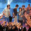 1D loses their VMA V-card