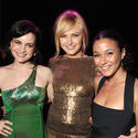 Carla Gugino, Malin Akerman, and Emmanuelle Chriqui