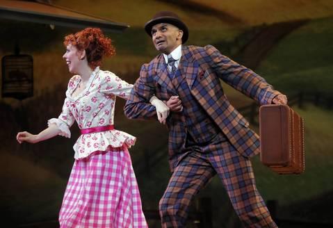 Oklahoma At The Lyrica Opera Chicago Tribune