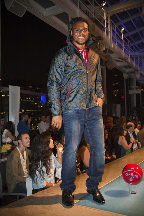 Chicago Fire Fashion Show At The Wit Chicago Tribune
