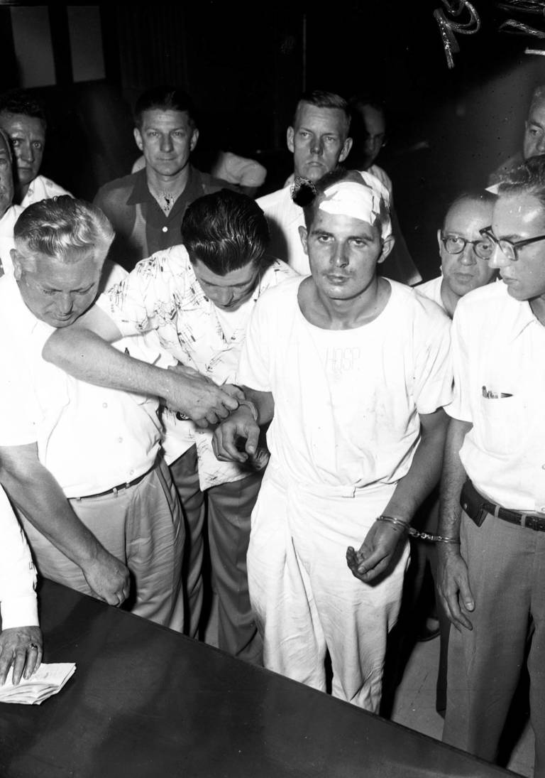 Cop killer Richard Carpenter -- Chicago Tribune