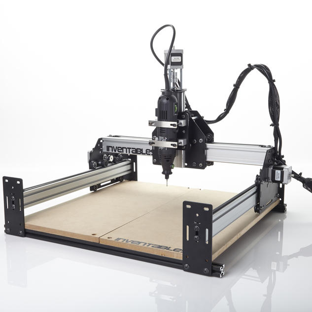 Inventables CEO Hopes New Milling Machine Helps Shape