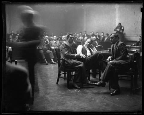 The notorious John Dillinger -- Chicago Tribune | 480 x 384 jpeg 20kB