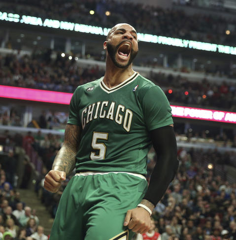 Photos: Thunder 98, Bulls 85 -- Chicago Tribune