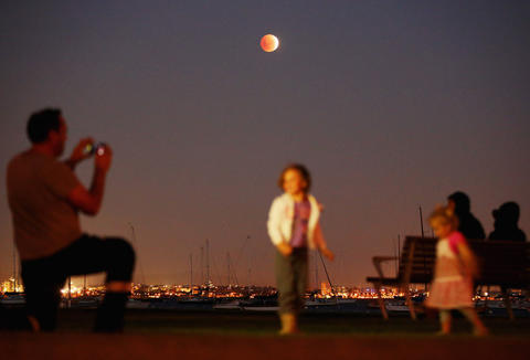 red moon 2019 in chicago - photo #49