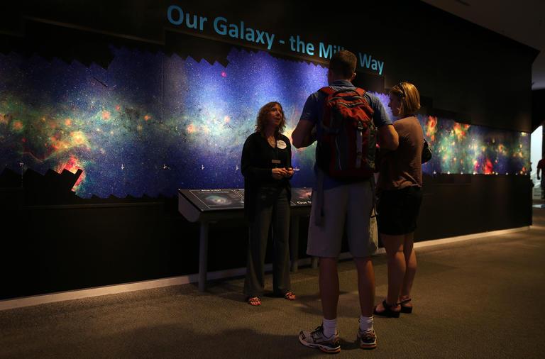 Photos: Guide to Adler Planetarium -- Chicago Tribune
