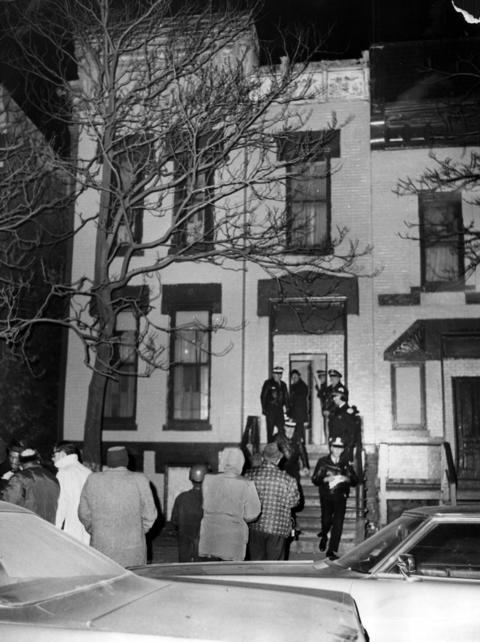 The Black Panther Raid Chicago Tribune