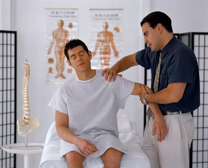 Alternative medicine can help patients with posture - The