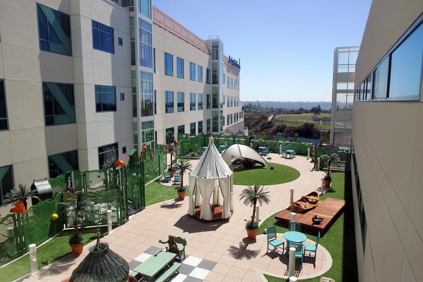 New tower makes Rady Children's largest pediatric hospital ...