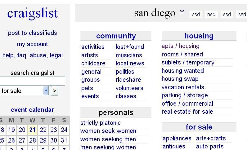 6 ways to avoid Craigslist rental scammers - The San Diego Union-Tribune