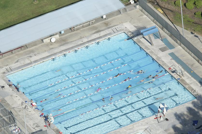 San diego 39 s favorite swim spots the san diego union tribune - Clairemont swimming pool san diego ca ...