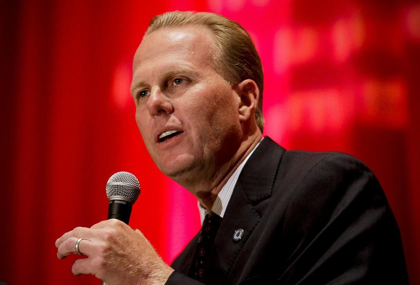 Profile Kevin Faulconer Eager To Lead The San Diego Union Tribune