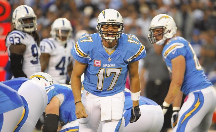 Touchdown Chargers Qb Philip Rivers Welcomes Seventh Baby The San