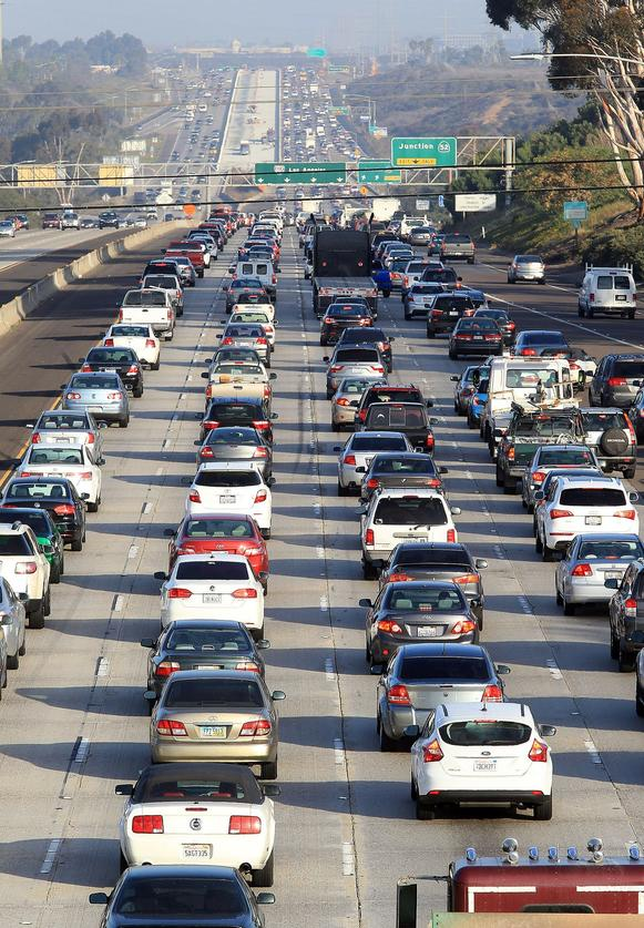 San Diego region's Top 10 worst freeway bottlenecks - The San Diego
