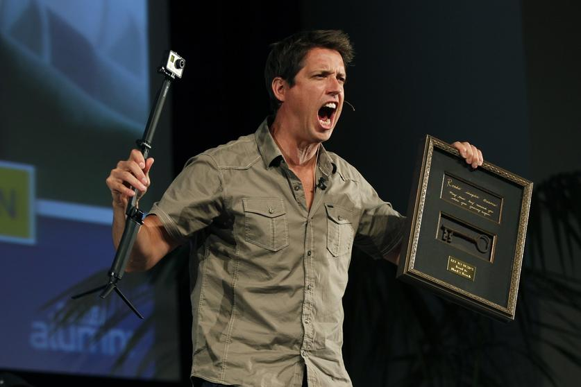 GoPro: What does Nick Woodman do for encore? - Baltimore Sun