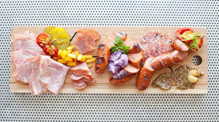 San Diego Hog Meat Restaurant