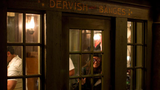 Dervish and Banges