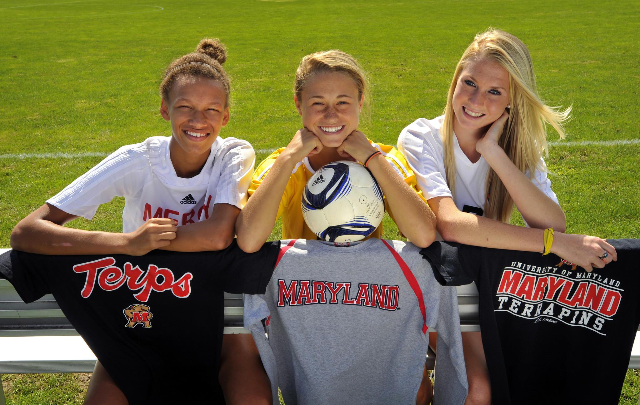 BLANCHE: Maryland Girls