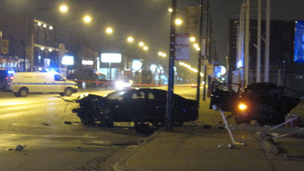 Police: Driver Impaired During Fatal Brighton Park Wreck