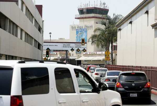 Car Rental Burbank Airport: Bob Hope Airport Officials Authorize $82.7M In Bonds For