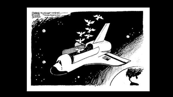 columbia space shuttle comic - photo #13