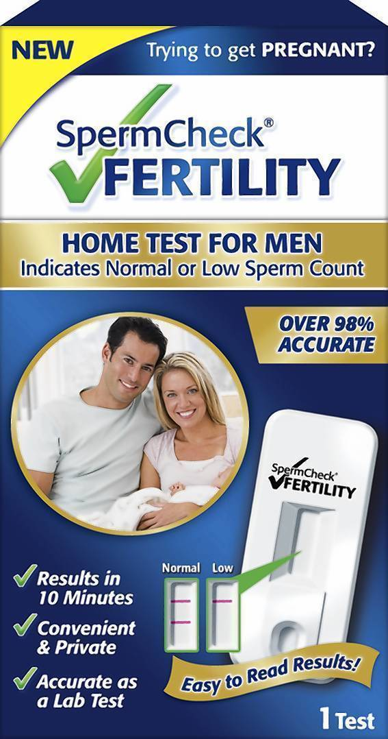 Home test for sperm count foto 467