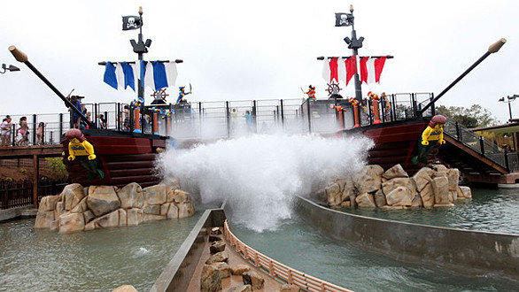Review Pirate Reef Ride Guaranteed To Get You Wet At