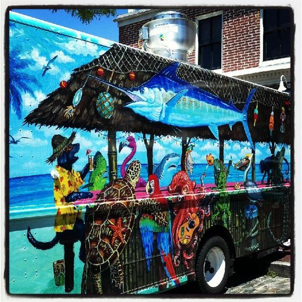 Woody S Taco Island Food Truck