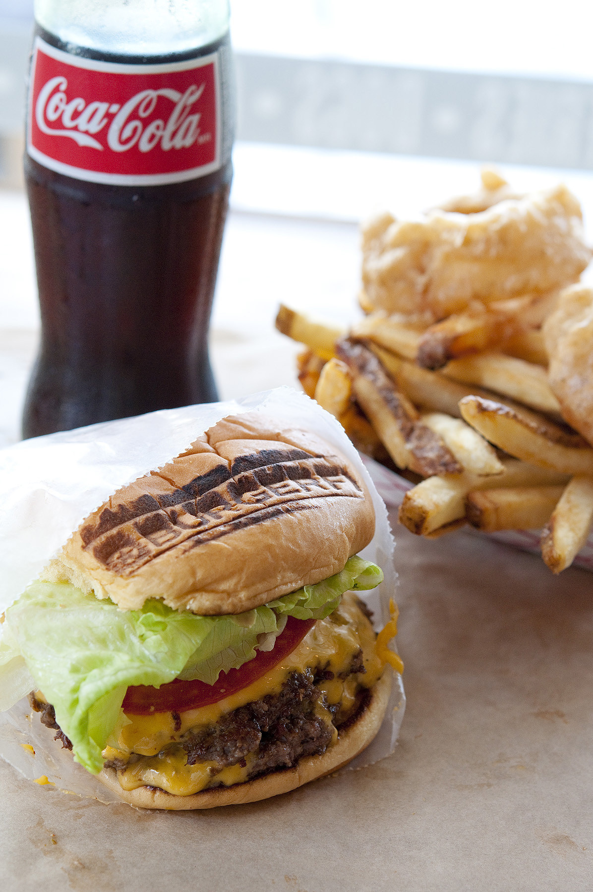 Burgerfi business plan