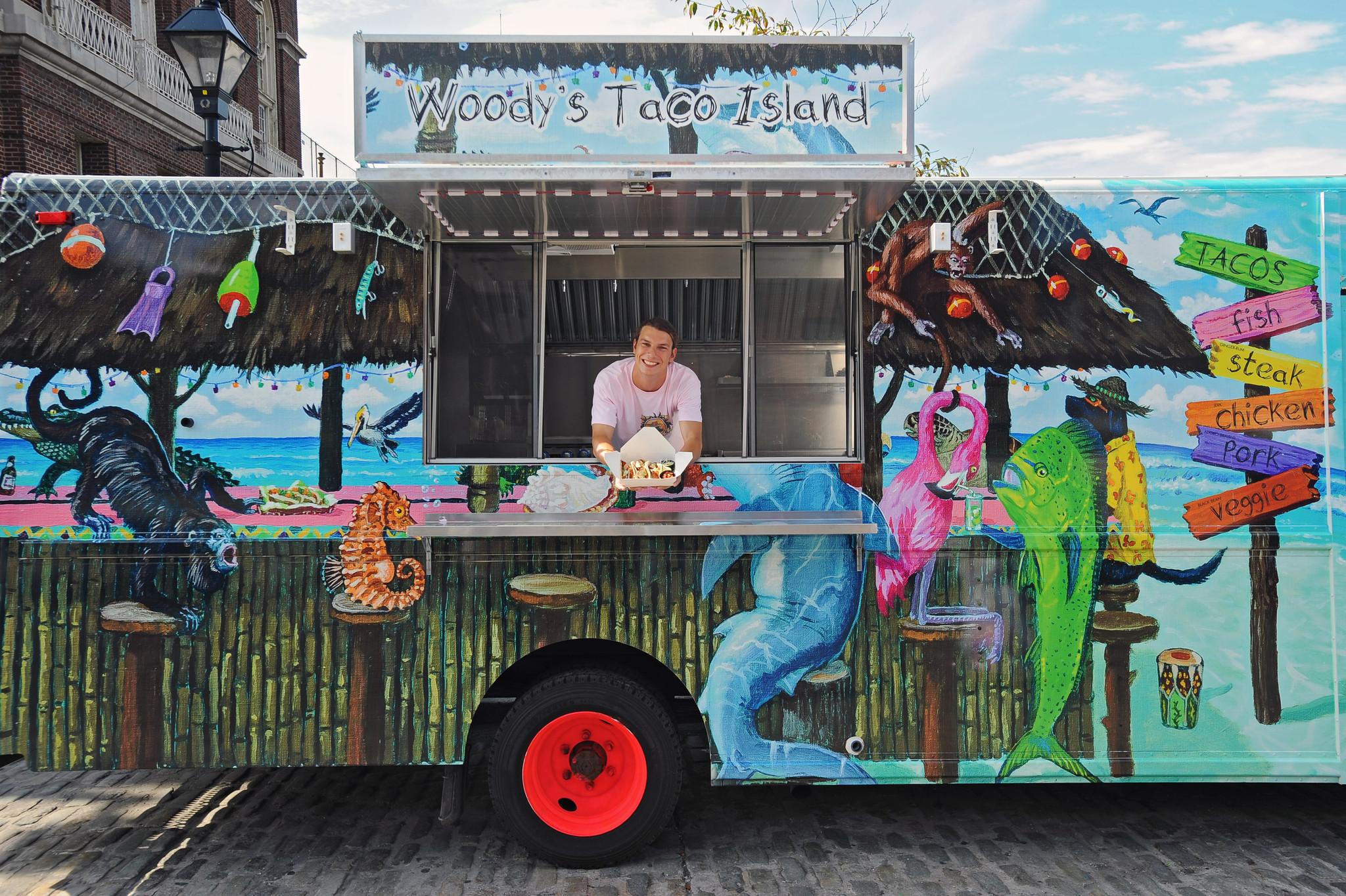 Baltimore Food Truck Bbq