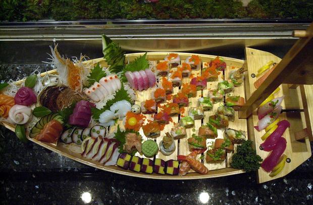 Amura Japanese Restaurant Sand Lake Road