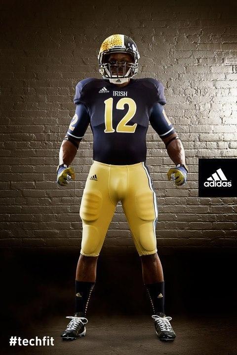 Notre Dame uniform revamped for Miami game - Sun Sentinel 8ae511724