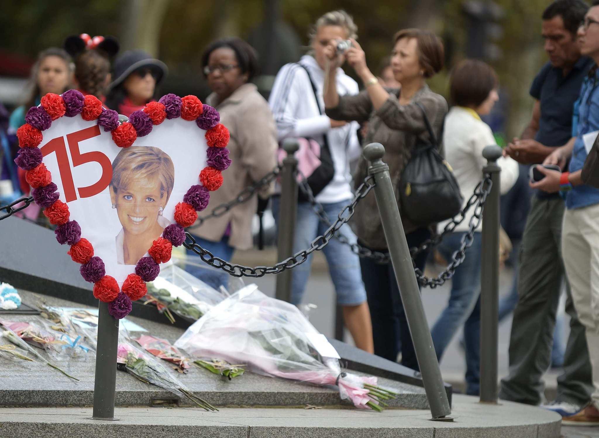 15th anniversary of Princess Diana's death - LA Times