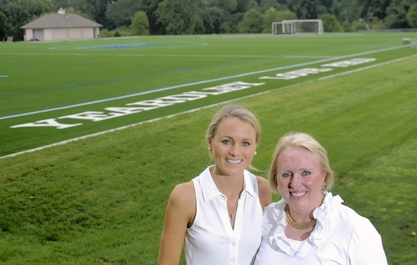 Loves Driving School >> The Field that Love Built: Family of Yeardley Love says field at Notre Dame Prep is fitting ...