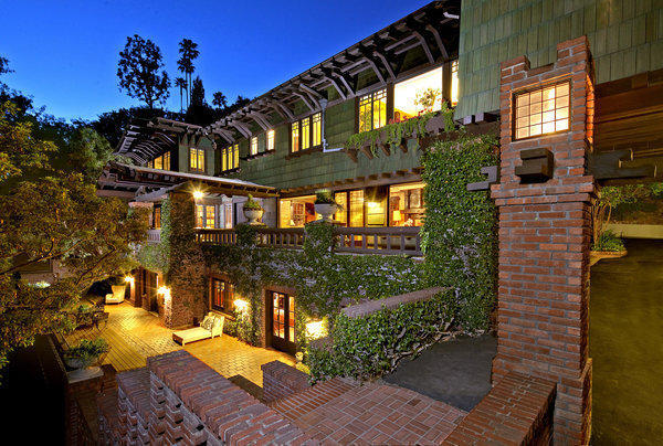 Craftsman In Hollywood Hills Gets Spruced Up For Its