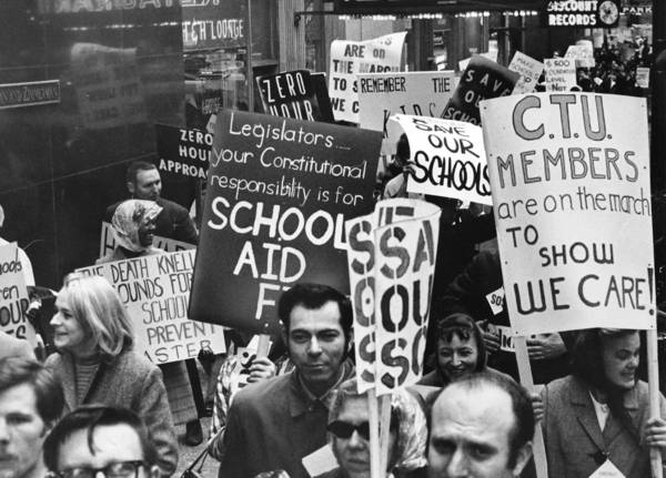Teachers Unions' Rise: A Look At Union Impact Over The Years