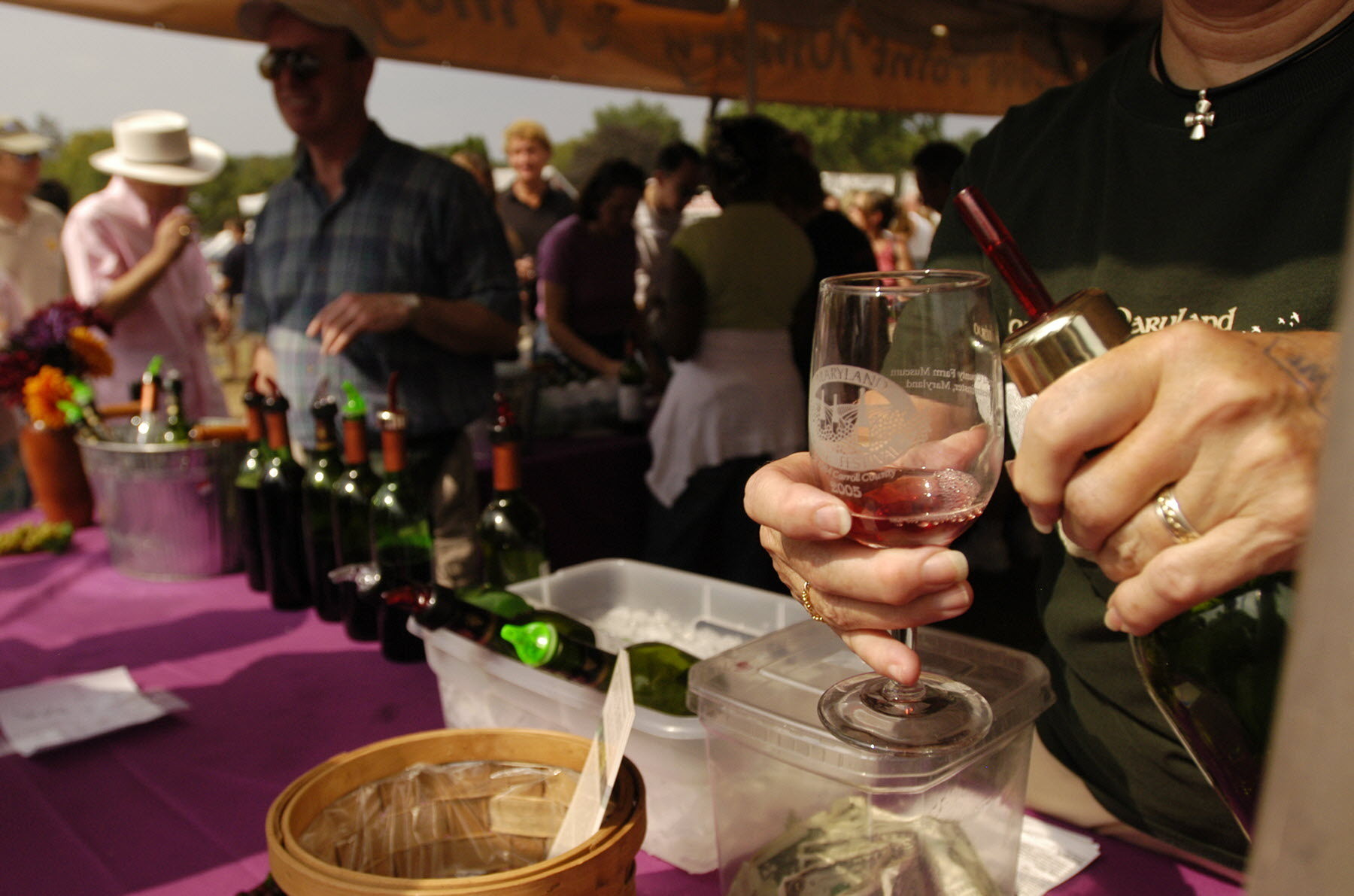 Music City Food And Wine Festival Attendance