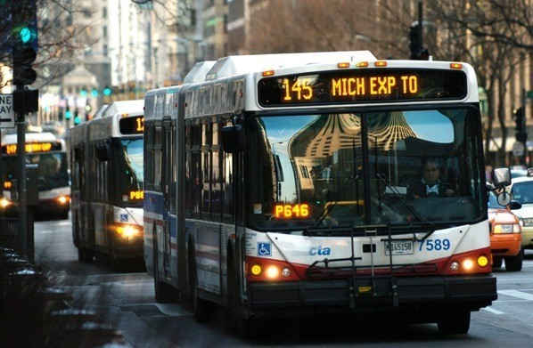 A Tale Of Few Bus Routes Chicago Tribune