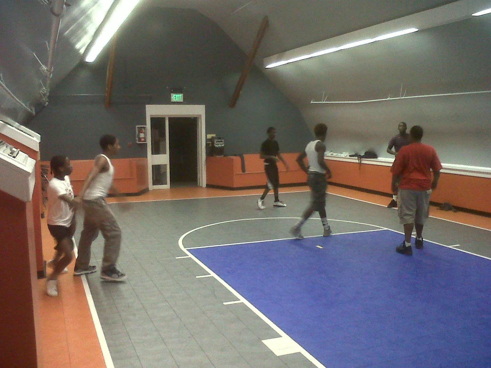Columbia Teen Center 107