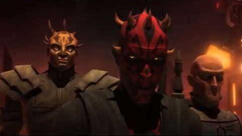 Darth Maul visits Black Sun in latest 'Clone Wars' Season ...