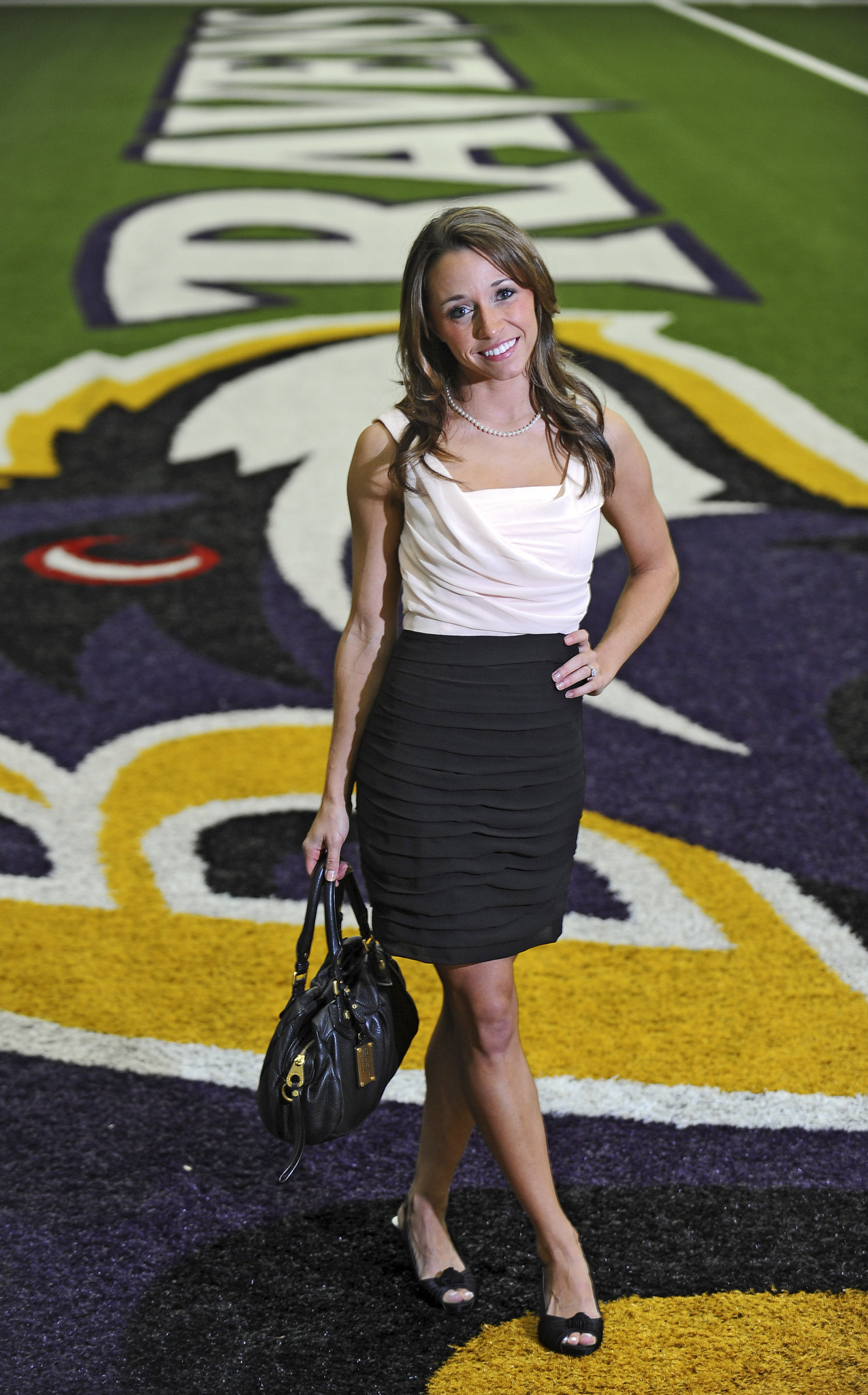 Glimpsed With The Ravens Cheerleaders Baltimore Sun