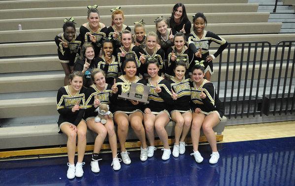 Coaching Youth Cheer Teams - Cougar Cheer
