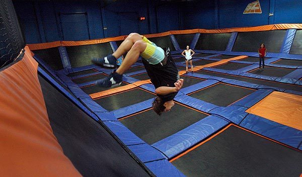 How to Start a Trampoline Center