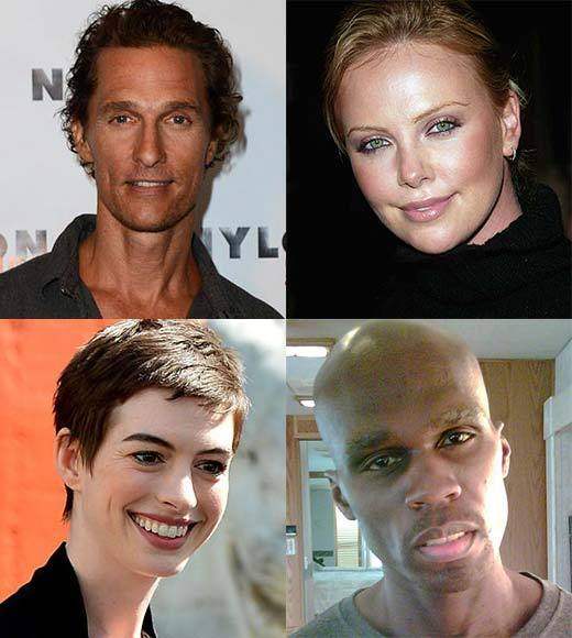 Anne Hathaway And Matthew Mcconaughey Movies: Matthew McConaughey, Anne Hathaway, And Other Celebs Who