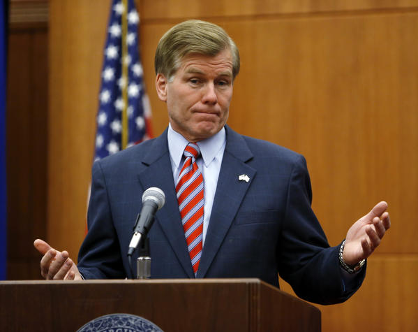 Bob McDonnell's Christian Reconstructionist Thesis